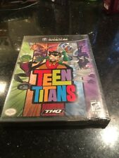 Teen Titans ( Nintendo, GameCube Brand new Factory sealed