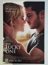 THE LUCKY ONE 2012 11.5x17 PROMO MOVIE POSTER