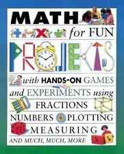 Math For Fun Projects ( Andrew King ) Used - VeryGood