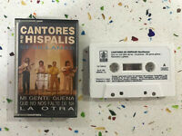 CANTORES DE HISPALIS CINTA TAPE CASSETTE SEVILLANAS