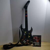 PS2 PlayStation2 GuitarHero Kramer Stricker Wireless Guitar Controller with Game