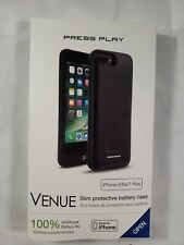 PRESS PLAY Venue Battery Case External Battery Case for Apple iPhone 6 6s 7plus