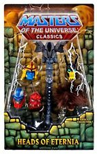 HEADS OF ETERNIA MOTUC MOTU Masters of the Universe Classics MOC original box