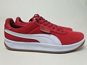 "Puma California ""Ribbon Red"" New (12US) Limited Max Retro Air disc Casual"