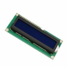 2X( 16-Character x 2-Line LCD Module Character Display Screen Blue Backlig T9A7)