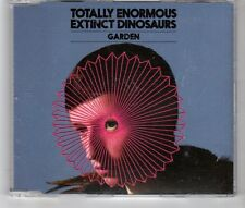 (HJ218) Totally Enormous Extinct Dinosaurs, Garden - 2011 DJ CD