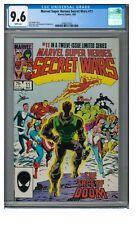 Marvel Super Heroes Secret Wars #11 (1985) Mike Zeck CGC 9.6 FF447
