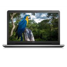 "Dell 17.3"" Gold Laptop Computer Windows 10 8GB 1TB Bluetooth DVD Wifi HD Webcam"