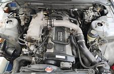 JDM 1997 NISSAN SKYLINE R33 GTST SPEC 2 RB25DET TURBO COMPLETE ENGINE W/ GEARBOX