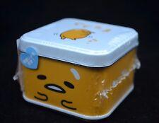 Sanrio Gudetama Lazy Egg Memo with Tin Case