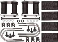 GM F & X Body w/o swaybar Rear Multi Leaf Spring Install Kit OER New
