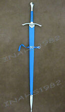 LOTR Glamdring Sword of Gandalf +Scabbard + Wall Plaque
