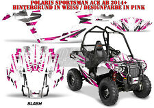 AMR Racing DECORO GRAPHIC KIT ATV POLARIS SPORTSMAN modelli Slash B