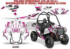AMR Racing DECORO GRAPHIC KIT ATV POLARIS SPORTSMAN modelli Slash B