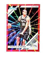 LaMarcus Aldridge 2019-20 Panini Donruss Basketball #176 Red Laser - 76/99