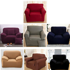 1/2/3/4 Seaters Easy fit Sofa Slipcover Stretch Protector Soft Cover Washable