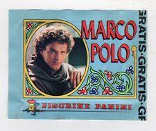 bustina figurine packet pochette  - MARCO POLO PANINI