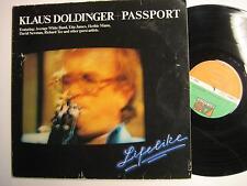 "KLAUS DOLDINGER + PASSPORT ""LIFELIKE"" 2LP - FOC"
