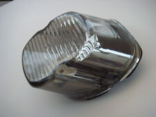 Smoke Lay Down Tail light lens & LED Bulb Harley-Davidson 1999 to 2003 519522