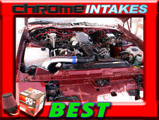 K&N+BLUE RED 88 89 PONTIAC FIREBIRD/FORMULA/TRANS AM GTA 5.0 5.7 V8 AIR INTAKE
