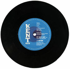 "J T RHYTHM  ""MY SWEET BABY""    AWESOME NORTHERN SOUL     KENT"