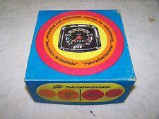 leerer Karton vom PIT DDR Fahrrad Tachometer Mifa Möve Simson Diamant