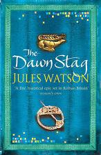 The Dawn Stag (Dalriada Trilogy 2),Watson, Jules,Very Good Book mon0000089572
