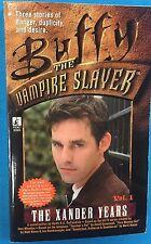 Buffy The Vampire Slayer The Xander Years volume 1 (1999) Pocket Books illust pb