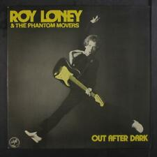 """Roy Loney & The Phantom Movers Out After Dark Vinyl 12"""" Solid Smoke 1979"""