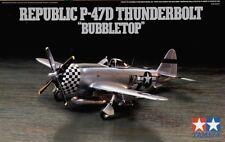 Tamiya 1/72 P-47 Thunderbolt Bubbletop # 60770