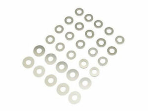 ZCI Airsoft Gearbox Gear Shims 30 Pack (0.1mm - 0.3mm - 0.5mm)