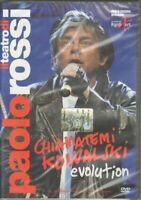 CHIAMATEMI KOWALSKI EVOLUTION Il Teatro di Paolo Rossi DVD Abbinam. Editoriale
