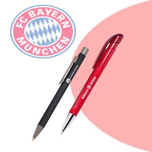 FC Bayern München Kugelschreiber Kuli Stift Pen offizielles Lizenzprodukt