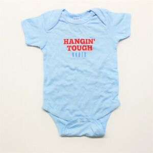 New Kids On The Block Hangin' Tough NKOTB 2014 Baby Bodysuit - 24 Months