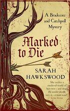 Sarah hawkswood __ Marked To Die ___ Nuevo ____ ENVÍO GRATIS GB