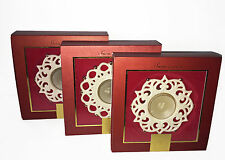 Lenox Snow Lights Votives Set of 3 Boxes (2 Sparkle & 1 Shimmer) Candles inc.