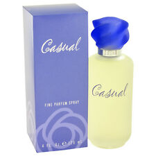 Casual Perfume by Paul Sebastian, 4 oz Fine Parfum Spray for Women NEW