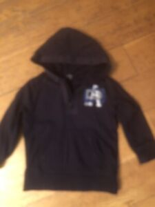 Boys Gap Hoody Age 3