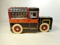 Hershey's Chocolate Co Vehicle Series Canister #1 Milk Truck Tin