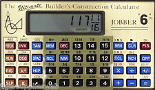 Jobber 6 Advanced Trigonometric Construction Calculator JOB6