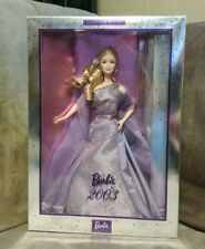2003 Barbie Collector Edition - (Lavender Dress)