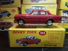 Dinky Toys Volvo 122S 184 Metal in scatola [t40]