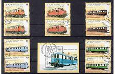 Sahara Occidental Trenes Ferrocarriles año 1992 (DC-923)