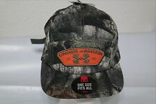UNDER ARMOUR RIDGE REEPER CAMO ANTLER PATCH CAP/HAT 1259239 905
