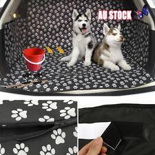 Car Seat Cover Dog Pet Boot Liner Rear Protector Waterproof Floor Mat Blanket