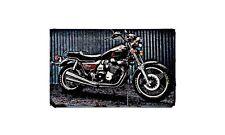 Cb1000 Custom Motorbike Sign Metal Retro Aged Aluminium Bike