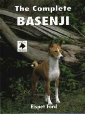 Complete Basenji (Book of the Breed) - Hardcover By Ford, Elspet - Good