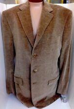 Ermenegildo Zegna  Jacket  Brown Cord Size 42R