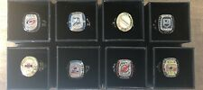 2014 Molson Canadian Replica Stanley Cup Champions Ring U-Pick From List