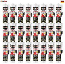 Bitumenkleber 24 x 310 ml Dachdichtstoff Bitumen Dichtmasse Schindelkleber
